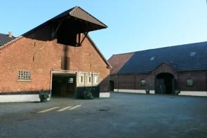 Vogelsangshof-Innenhof